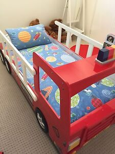 Fire truck bed Beaconsfield Fremantle Area Preview