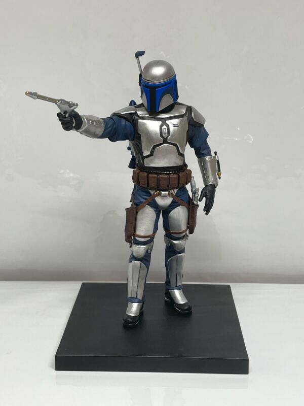 Kotobukiya ArtFX+ Jango Fett Statue (1/10 Scale) Premium Collectible