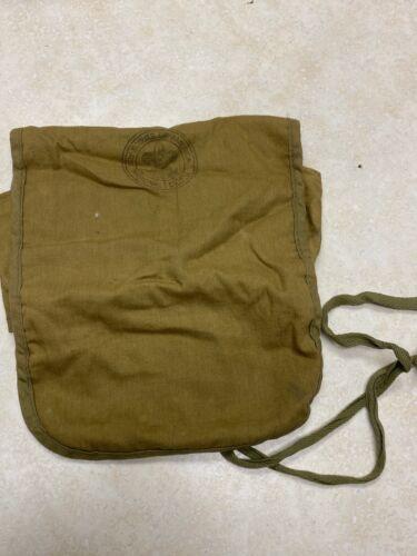 Vintage Official Boy Scout Toiletries BAg