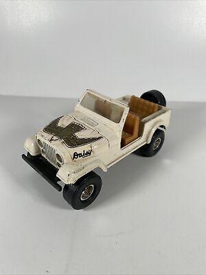 Dukes Of Hazard Daisy Duke Jeep 1/25 scale Ertl Co 1981 Vintage Die Cast Toy