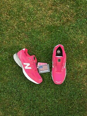 Brand New New Balance 990 M990KMN4 UK8  Cancer Pink
