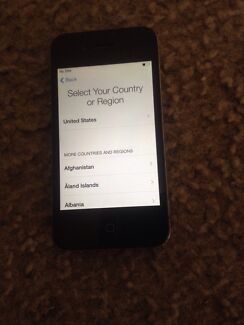 iPhone 4s 32GB Warnbro Rockingham Area Preview