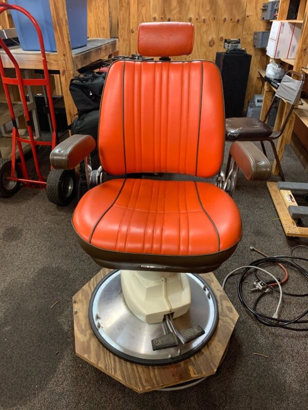 Belmont Barber Chair LOCAL PICKUP ONLY!!