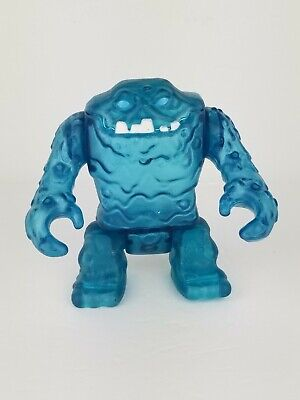 Fisher-Price Imaginext DC Super Friends BLUE CLAYFACE Figure Ice Clay Face