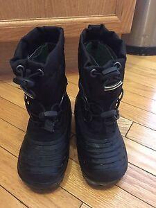 Sorel waterproof winter boots -size 8