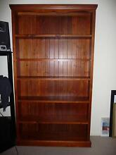 Large Timber Bookcase Rangeville Toowoomba City Preview