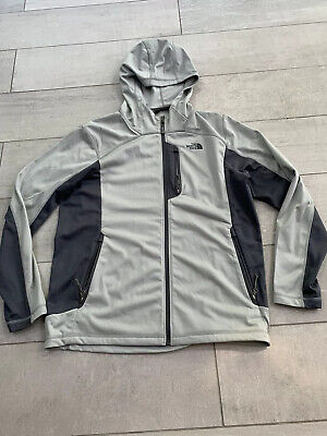 North Face Hoodie Large