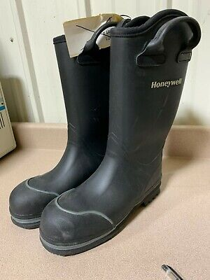 New Honeywell Ranger 1000 Fire Boots Mens Protective Footwear Size 14.0 W