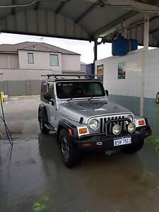2005 Jeep Wrangler Convertible Victoria Park Victoria Park Area Preview