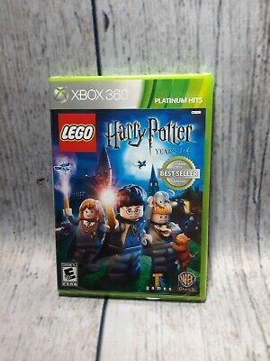 LEGO Harry Potter: Years 1-4 (Microsoft Xbox 360, 2010)