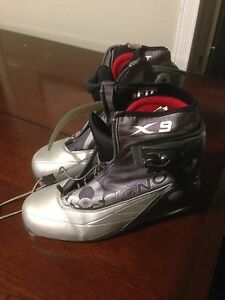 Rossignol x country ski boots