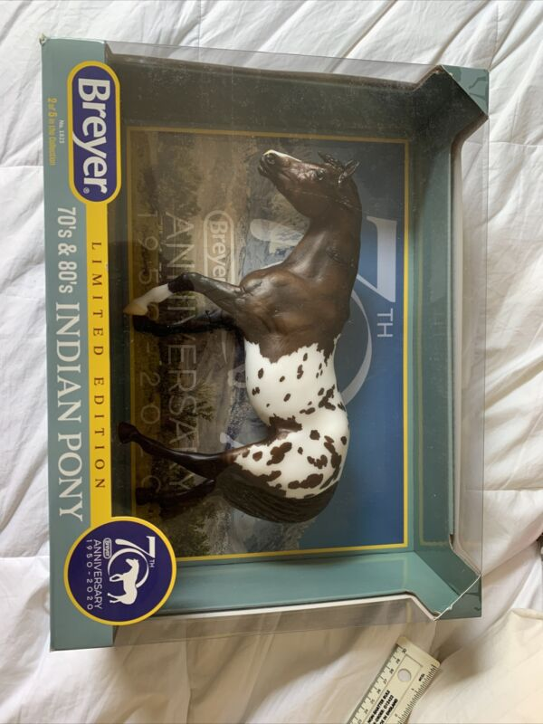 Breyer 70th Anniversary Limited Edition Indian Pony No 1825