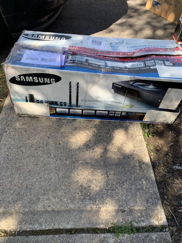 Samsung home theater brand new