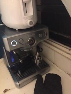 Free delivery- Breville Coffee Machine