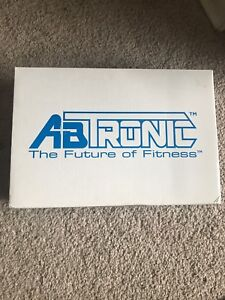 ABTRONIC The future of fitness