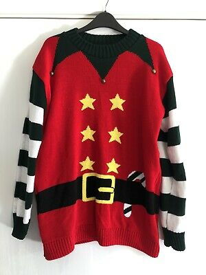 Christmas Jumper, Size L