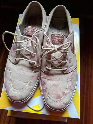 Janoski wino/blood splatter size 13](Blood Splatter Shoes)