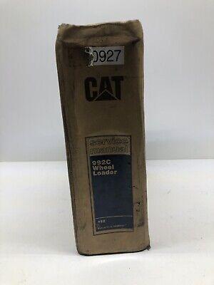Caterpillar Cat 992c Wheel Loader Service Manual Senr2507 49z