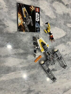 LEGO 75172 Star Wars Rogue One Y-wing Starfighting 691pcs