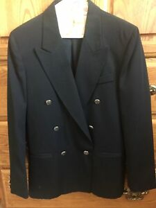 Boys Double Breasted Suit Jacket. Made in Canada.