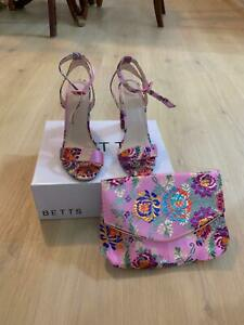 Betts shoes and bag