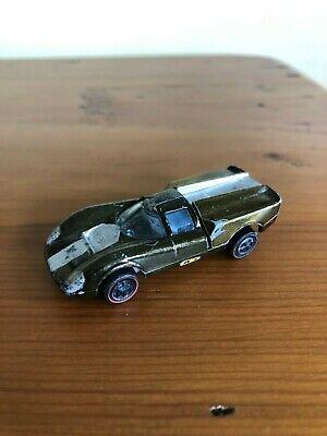 ***  1968 Hot Wheels Redline - Lola GT 70 - Green / Olive  ***