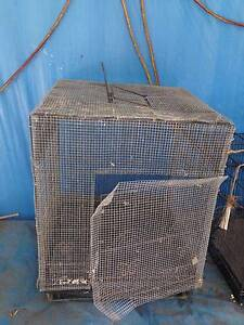 RAT, SNAKE, BABIES CAGE  1.5' X 1.5' X 1.5' Closeburn Pine Rivers Area Preview
