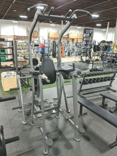 Strencor 3-Station CHIN/DIP/VKR (Pull Up) Leg Raise Gym Exerciser FREE SHIPPING