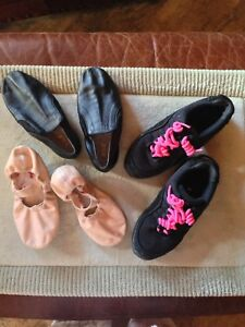 BLOCH Dance Shoes