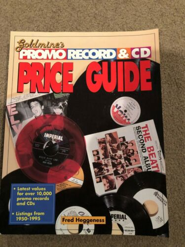 Goldmine Promo Record & CD Price Guide