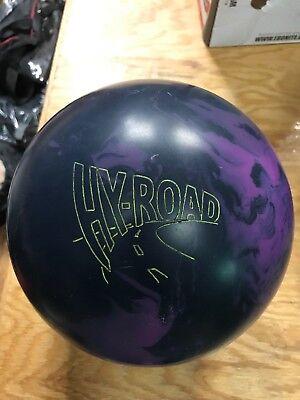 Storm Hyroad Nano. 15lbs . Used Bowling Ball. Original LH.