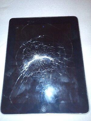 Apple iPad 1st Gen. 16GB, Wi-Fi, 9.7in Broken/Damaged Screen- Spares Repairs segunda mano  Embacar hacia Argentina