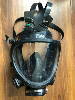 3m Respirator 7800s Size Large Used Untested