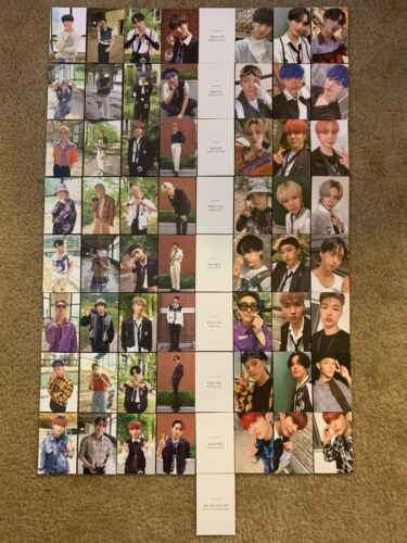 ATEEZ Zero: Fever Part.1 Photocards ALL VERSIONS + MMT