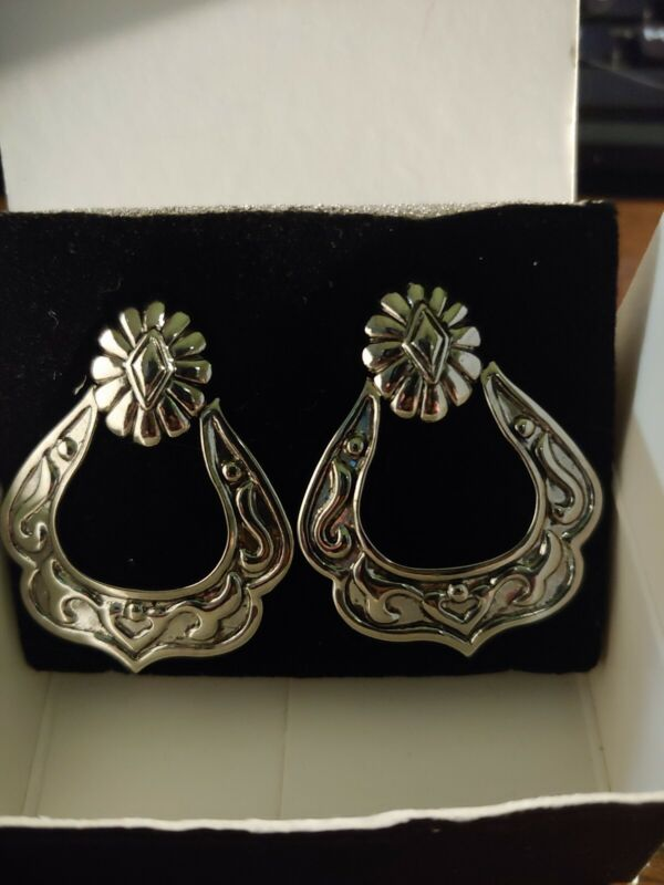 avon western round-up earrings