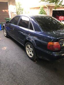1997 auto a4 2.8 l Quattro