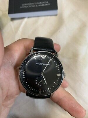 Men's Watch Armani AR0382 (40 mm) pre-owned in excellent condition