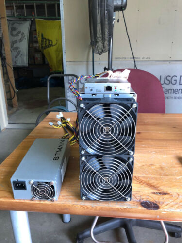 Antminer Z9 full size 42k/sols - 50k/sols+ with APW3++ PSU for Equihash, Zcash
