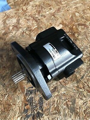 New Genuine Jcbparker Hydraulic Pump 20925499 Made In Eu