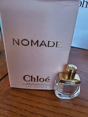 Chloe Nomad Lotion W/Mini Perfume 6.7oz lotion