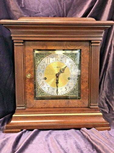 HOWARD MILLER 1050-020 MANTEL CLOCK