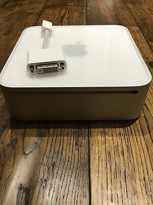 Apple Mac Mini Late 2009 - 6GB RAM 500GB HDD, 2.26 GHz Core 2 Duo