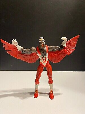 "2006 ToyBiz Marvel Legends Mojo Series The Falcon 6"" Figure Original Costume"