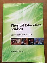 Physical Education Studies Year 11 ATAR Cottesloe Cottesloe Area Preview