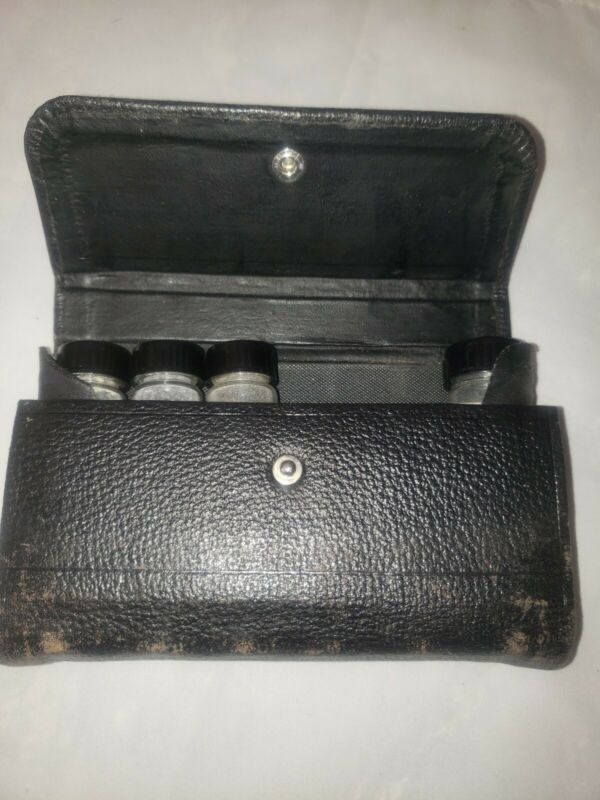 Antique Traveling Doctor's Kit  Medicines, Apothecary, Pharmacy