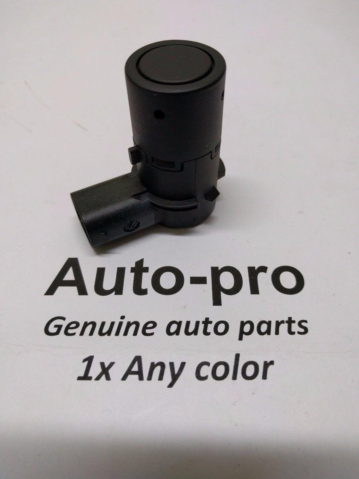 NEW Original Valeo Parking Sensor for BMW 5 Series E39 E60 E61 LCI Black 6989068
