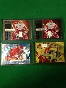 Chris Osgood hockey cards