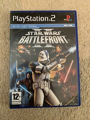 Star Wars Battlefront 2 For Playstation 2/PS2 - Boxed And Complete - UK/PAL
