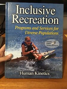 Inclusive recreation textbook