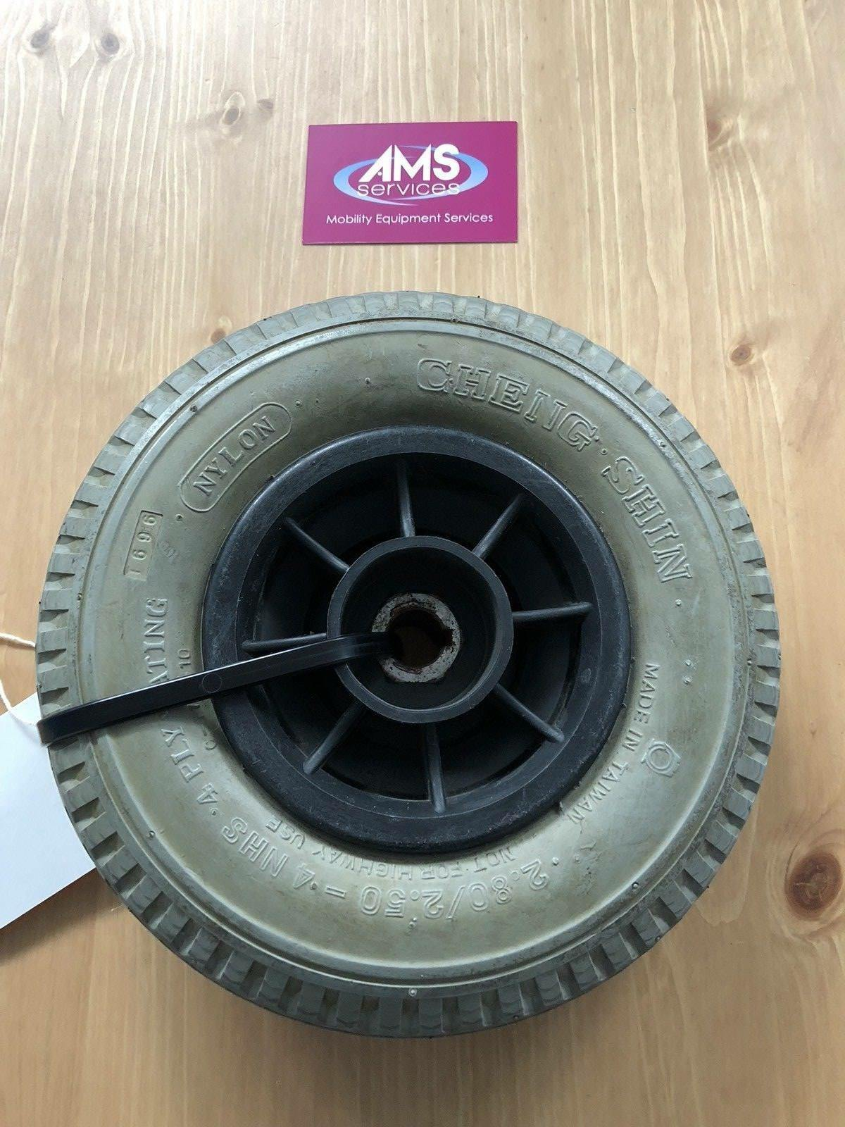 Details about Shoprider Sunrunner 3 Wheel Mobility Scooter Rear Wheel &  Tubed Tyre - Parts D